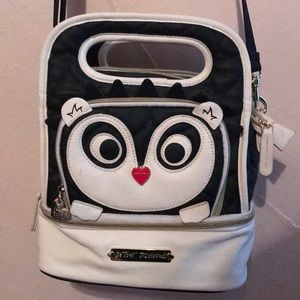 Betsey Johnson lunch bag